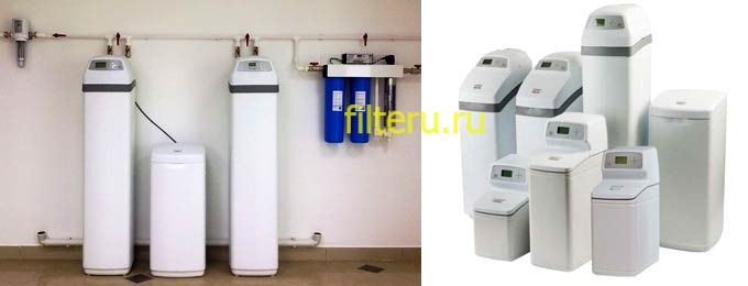 Очистительные системы компании Ecowaters System
