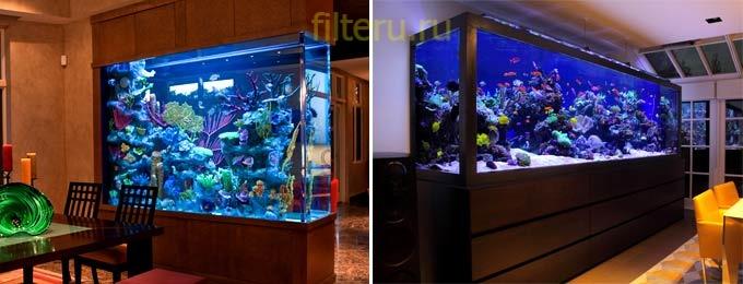 Фильтр для аквариумов
