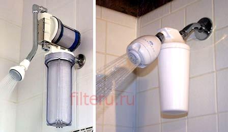 Смесители с фильтром для воды