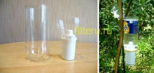 Где и как использовать походный фильтр для воды