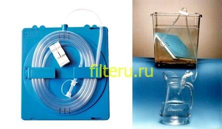 Туристические фильтры для очистки воды