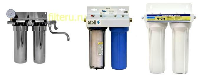 Лучшие магистральные фильтры для очистки проточной горячей воды