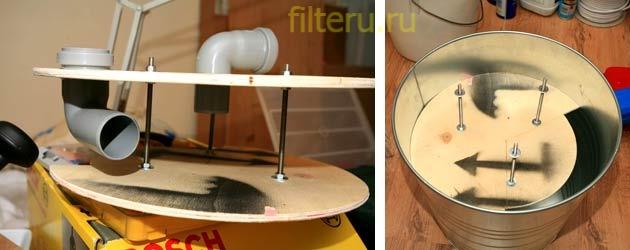 Фильтры для пылесосов Lg своими руками