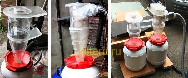 Как сделать фильтр для пылесоса своими руками
