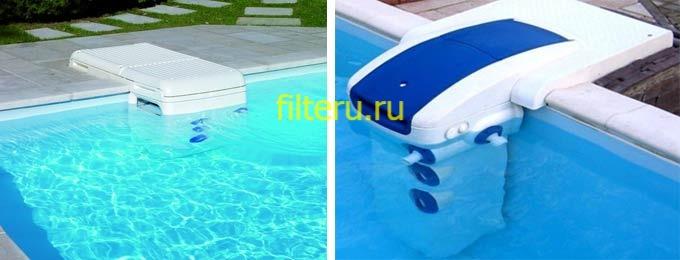 Типы фильтров для бассейнов