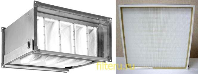 Фильтры для вытяжной вентиляции, в чем их отличия