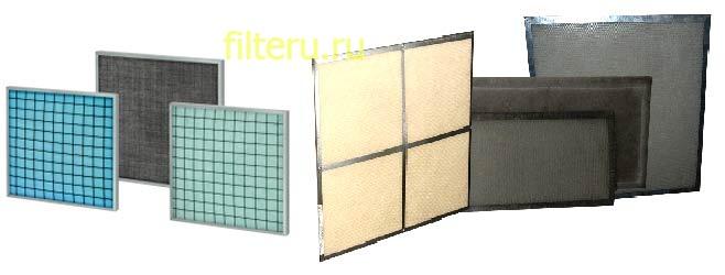 Какие есть типы конструкций и виды фильтров для вентиляции воздуха