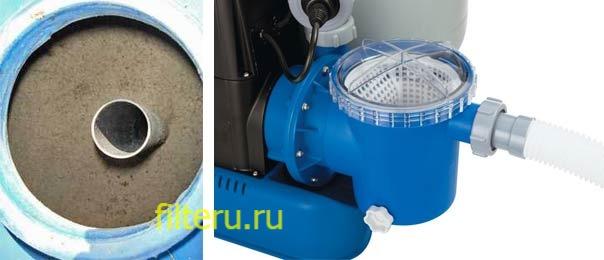 Обслуживание и ремонт фильтров для бассейнов