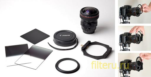 Как узнать диаметр фильтра объектива