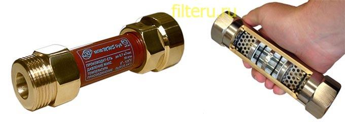 Магнитный фильтр для газового котла
