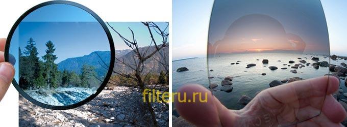 Зачем нужны фильтры для объективов