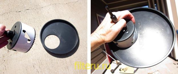 Как сделать солнечный фильтр для телескопа своими руками