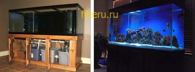 Для чего нужен биофильтр в аквариуме