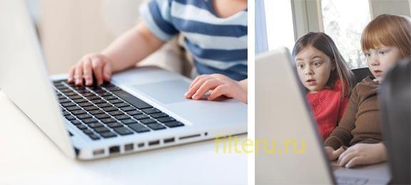 От чего надо уберегать детей в интернете