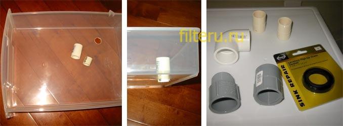 Изготовление фильтра для аквариума биологического типа