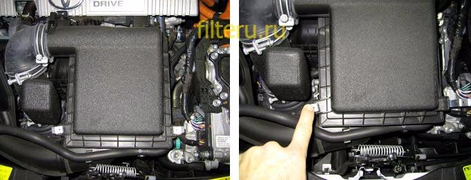 Какие есть виды воздушных фильтров в автомобиле