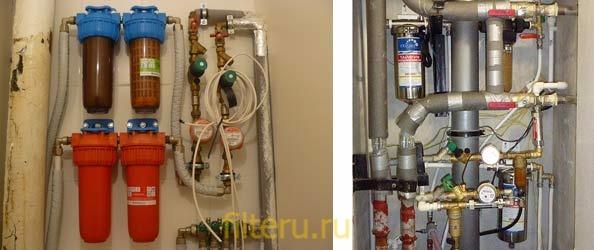 Зачем нужный фильтры на воду в современном доме