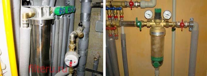 Что такое фильтры для систем отопления