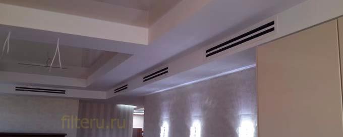 Фильтры воздуха в квартире