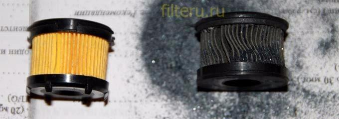 Газовый фильтр гбо