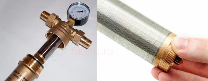 Фильтры для очистки воды без сменного картриджа