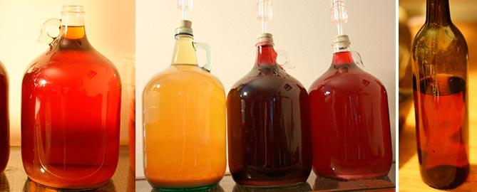 Как убрать неприятный запах из вина