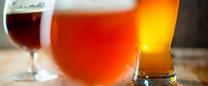 Какие отличаи у фильтрованного пива от нефильтрованного