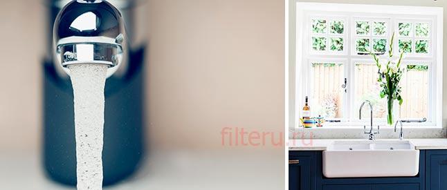 Способы фильтрации воды дома