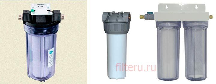 Фильтр предварительной очистки воды какой фирмы лучше