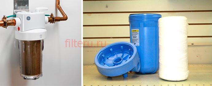 Зачем устанавливать фильтр предварительной очистки воды