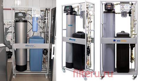 Система очистки воды от Экодар