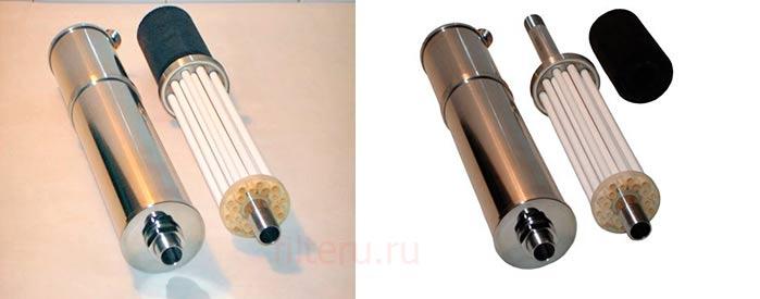Как работает керамический фильтр для воды