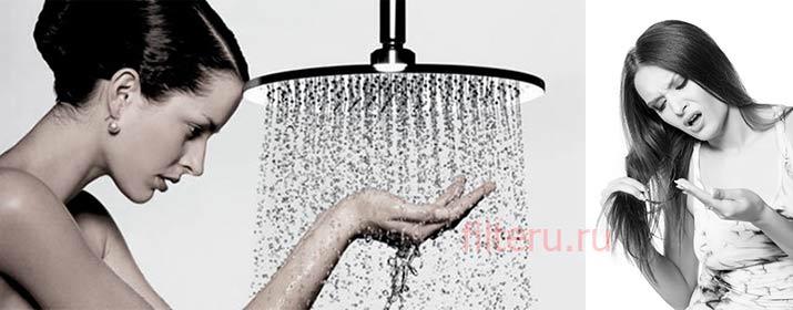 Чем плоха жесткая вода