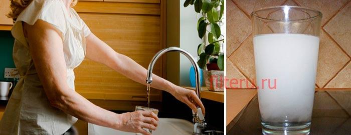 Как фильтры чистят воду от сероводорода