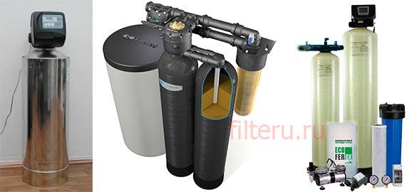 Сорбционные фильтры для воды