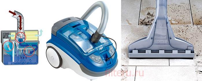 Thomas Twin TT Aquafilter - обзор