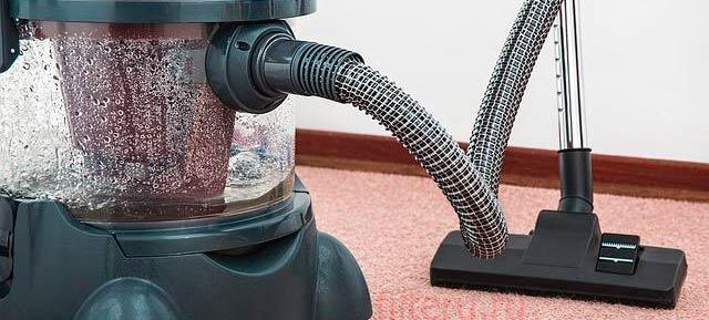Выбор пылесоса с аквафильтром