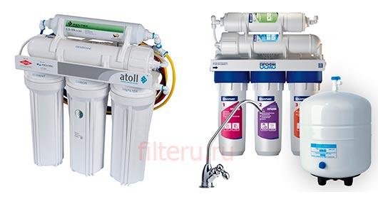 Лучшие системы очистки воды с минерализацией