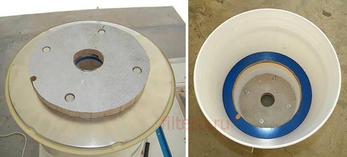 Инструкция как собрать циклонный фильтр к пылесосу