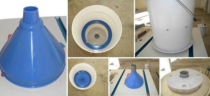 Как собрать настоящий циклонный фильтр дома