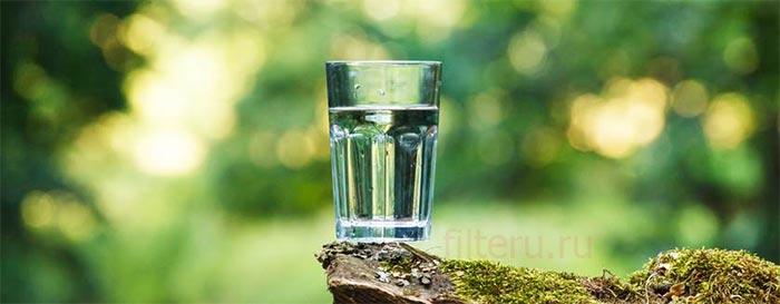 Очистка питьевой воды - выбор фильтра
