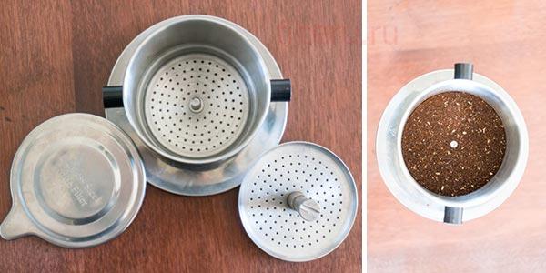 Как заваривать кофе в фильтр фин правильно