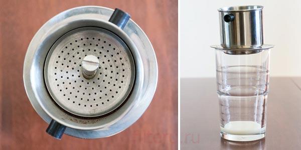 Правильная заварка кофе в пресс-фильтре фин