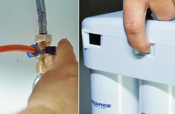 Инструкция как менять фильтровочные картриджи в аквафор морион