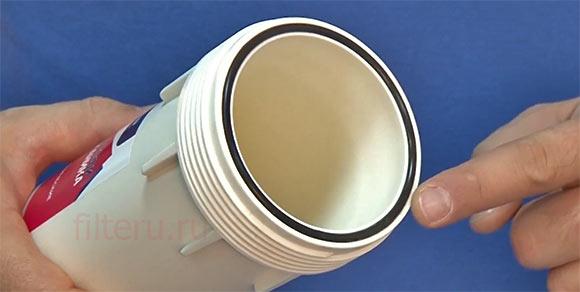 Уплотнитель колбы фильтра барьер