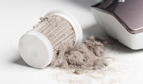 Как чистить Хепа фильтр пылесоса